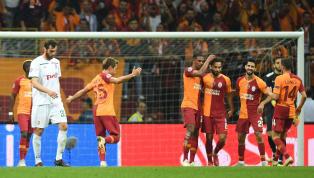 Galatasaray'ın Zafer Gecesine Capsler Eşlik Etti