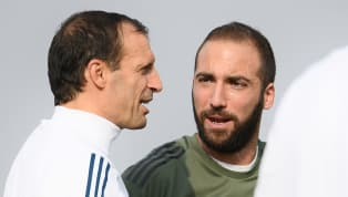 Juventus Boss Max Allegri Reveals Desire to Keep Gonzalo Higuaín Amid Rumours of Summer Departure