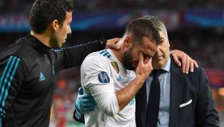 TERRIBLE   Un jugador del Real Madrid que se rompió el ligamento cruzado y estará de baja hasta 2019