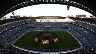 PHOTOS: Real Madrid a Step Closer to Stadium Renovation With Work Set for Late 2018