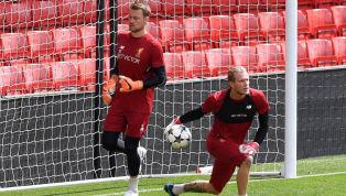 Napoli Add Liverpool Goalkeeper to Transfer Shortlist as Injury Crisis Strikes
