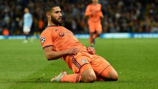 VIDEO: GOL! Fekir Gandakan Keunggulan Olympique Lyon Menjadi 2-0 dari Man City