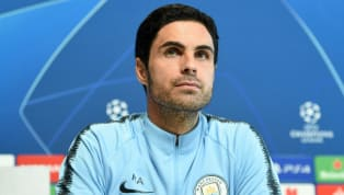 Manchester City have the Best Squad in the World, Claims Assistant Coach Mikel Arteta