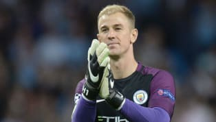 Joe Hart Named on Man City's Pre-Season Tour Squad But Remains Determined to Leave
