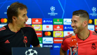 Sergio Ramos Insists He Cannot 'Influence' Any Decision Regarding the Future of Julen Lopetegui