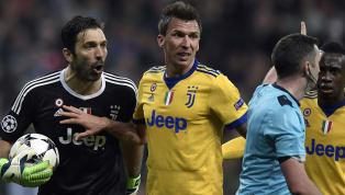 Buffon muss in Europa drei Mal zuschauen