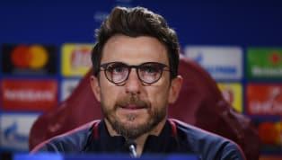 """Roma, Di Francesco: """"Pastore disponibile, Kluivert titolare. Ora ritroviamo quel fuoco dentro..."""""""
