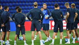 Schachtar Donezk - TSG Hoffenheim | Die offiziellen Aufstellungen