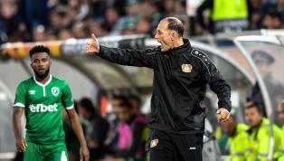 Europa League: Bayer-Coach Herrlich lobt Willen der Mannschaft nach Sieg trotz Rückstand