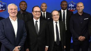 BLEUS : Zidane sélectionneur en 2020 ? Noël Le Graët répond