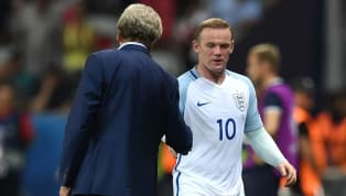 Crystal Palace's Hodgson Claims He'd 'Love' Wayne Rooney to Join Side in Shock Premier League Return