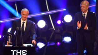 Didier Deschamps zum Welttrainer 2018 gewählt