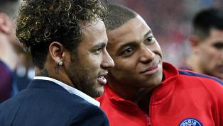 SOUTIEN : Le message fair-play de Neymar à Mbappé et Rakitic