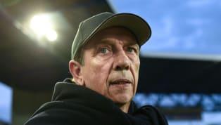 ASSE : Gasset regrette le manque d'efficacité de ses attaquants face au PSG