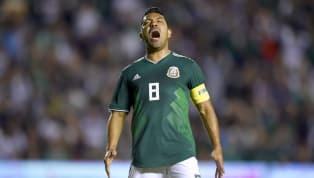 El 1x1 de los jugadores de México en la derrota ante Chile