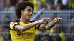 Axel Witsel Reveals He Almost Joined Real Madrid & Juventus But Plays Down Premier League 'Dream'
