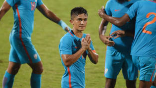 Sunil Chhetri is No.1: Striker Wins 2017 AIFF Player of the Year Award