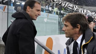 Antonio Conte voit la Juventus remporter la Ligue des Champions avec Allegri