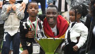 Kwadwo Asamoah wechselt von Juventus zu Inter