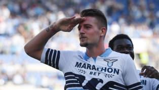 """Lazio, Milinkovic: """"Sono felice, il goal mi mancava. Mercato? Potevo andare via, ma sono rimasto"""""""