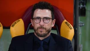 Eusebio Di Francesco hat seinen Vertrag in Rom verlängert