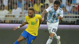 Argentina 0-1 Brasil | El unoxuno de la Albiceleste