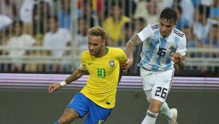 REVELADO | ¿Qué le dijo Neymar a Saravia luego del Argentina-Brasil?