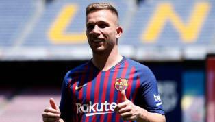 Starker erster Eindruck: Barca-Neuzugang Arthur wischt Bedenken beiseite