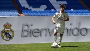 Bek Baru Real Madrid Berpeluang Jalani Debut Kontra Espanyol