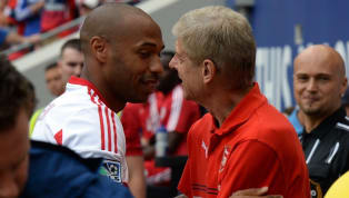 New Monaco Boss Thierry Henry Talks Up Wenger & Guardiola Influences as He Takes First Steps