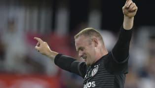 Trên đà hồi sinh, Rooney tiếp tục biến MLS thành sân khấu của riêng mình