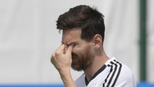 INSÓLITO   Un jugador croata rechazó la camiseta de Lionel Messi tras el partido