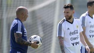 RÉVÉLATION : Ce qu'il s'est vraiment passé entre Messi et Sampaoli