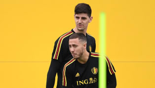 Eden Hazard Strikes Deal & Thibaut Courtois' Fee Agreed as Chelsea Duo Edge Closer to Bernabeu Move