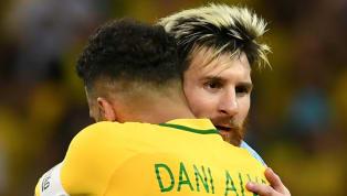 BFF : Le chambrage de Dani Alves à Léo Messi sur Instagram