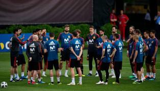 El posible XI de España para el partido ante Marruecos
