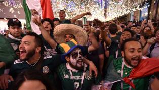 SILENCIO | Personal de seguridad 'regaña' a aficionados de la selección mexicana por serenata