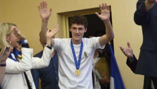 Nach WM-Titel: Mega-Empfang für Pavard in seiner Heimatstadt