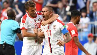 4 Things We Learned as Aleksandar Kolarov Fires Serbia to Victory Over Costa Rica