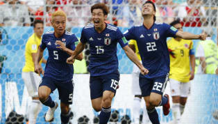 Colombia 1-2 Japan: Player Ratings as Blue Samurai Upset 10-Man Colombia in Saransk