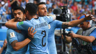 Uruguay 1-0 Saudi Arabia: La Celeste Book Last 16 Spot as Luis Suárez Pounces on Saudi Mistake