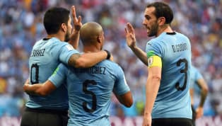 3 Things We Learned After Uruguay Sweep Aside Saudi Arabia to Reach the Round of 16