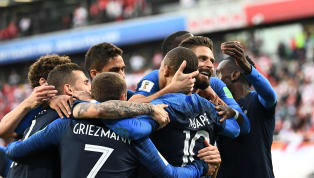 AS IT HAPPENED: France 1-0 Peru - World Cup Group C