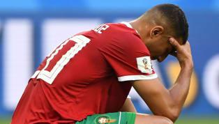 """""""Ein Alptraum"""" - St. Paulis Aziz Bouhaddouz spricht über sein WM-Debüt"""