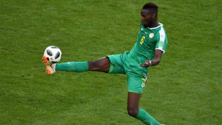 Beim Testspiel: Salif Sane stattet Hannover 96 einen Besuch ab
