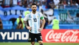 BREAKING : Lionel Messi fait une 'pause' avec la sélection argentine