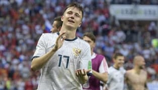 Russian Report Claims Barcelona Made Offer for Aleksandr Golovin During World Cup
