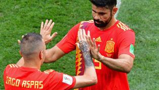 Diego Costa muss Länderspielreise absagen - Iago Aspas springt ein