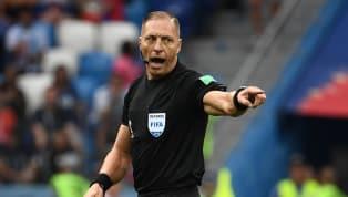Argentinier Nestor Pitana pfeift WM-Finale