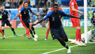 France 1-0 Belgium: Umtiti Heads Les Bleus Into World Cup Final as Red Devils Come Up Short Again